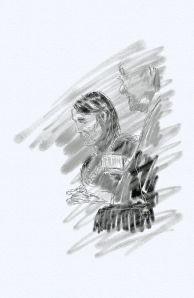 Portrait by Raj Persaud